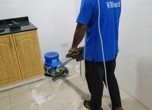 خدمات تنظيف ومكافحة الآفات عالية الجودة High Quality Deep Cleaning and Pest Cont