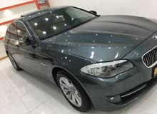 Green BMW 523 2012 for sale