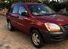 For sale 2007 Maroon Sportage