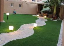 مصمم حدائق مبدع مهندس مصري