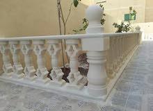 شقه للبيع في ابو نصير عند البحريه مع روف مساحة 250 متر