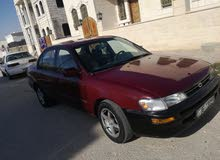 Manual Maroon Toyota 1994 for sale