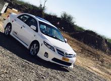 Automatic Toyota 2011 for sale - Used - Al Khaboura city