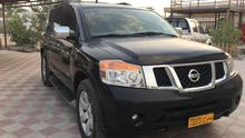 Black Nissan Armada 2009 for sale