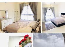 Seeb neighborhood Muscat city - 67 sqm apartment for rent