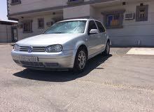 10,000 - 19,999 km Volkswagen Golf 2002 for sale