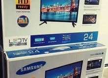 شاشات SAMSUNG سامسونج 24 بوصة كوبي بسعر التخفيض