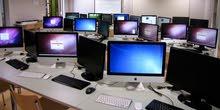 للشركات توريد وصيانة اجهزة الكمبيوتر وتركيب الشبكات