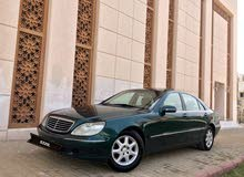 Available for sale! 110,000 - 119,999 km mileage Mercedes Benz S 320 2000