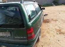 Opel Astra in Bani Walid