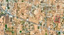 قطعتا أرض متجاورتين بوادي الربيع 1000 متر