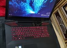 لاب توب Lenovo i7 لعشاق الالعاب والجرافيكس والتصاميم للبيع