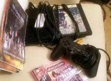 Used Playstation 2 up for immediate sale in Amman