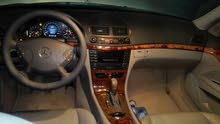 للبيع أو البدل مورسيدس E240 موديل 2004 محول 2008 بحالة ممتازة