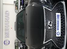 لكزس LS500 turbo 2018 لون أسود ملكي استعمال بسيط جدا