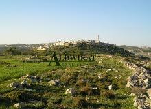 ارض 3425م للبيع في شفا بدران