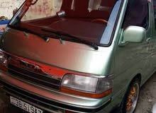 Used condition Toyota Hiace 1994 with 1 - 9,999 km mileage