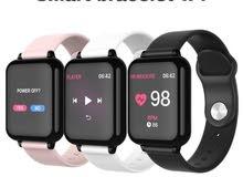 W4 Smart Watch أسود