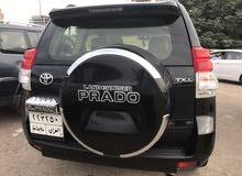 برادو مكفول موديل 2012 للبيع