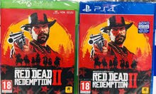 Ps4/Xbox one game Red Dead Redemption 2