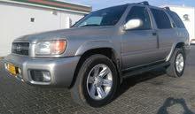 Gasoline Fuel/Power   Nissan Pathfinder 2002