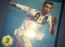 للبيع FIFA19شبه جديده نظيفه
