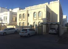 شقة رخيصة  للإيجار بمنطقة راقية خلف مركز صحي بوشر