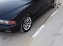 موديل 1998 دبل نفس BMW 525