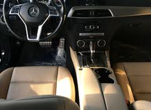 Mercedes Benz C 300 2012 For sale - Blue color