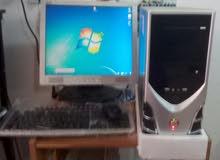 كمبيوتر مكتبي كزيوني كامل يشغل العاب