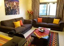 شقة فارغة في منطقة الجبيهة للايجار فقط سوبر ديلوكس 3 نوم مساحة 230 م² -