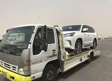 سطحه في الرياض لنقل السيارات