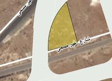 للبيع ارض 500 م شارعين في العبدليه