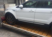 km Land Rover Range Rover Evoque  for sale