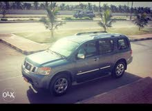 Gasoline Fuel/Power   Nissan Armada 2011