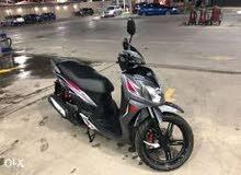 اسكوتر sym sr 2019 150cc