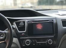Honda Civic car for sale 2015 in Amman city
