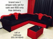بيع لأريكة مجموعة 7 مقاعد 3 + 2 + 1 + 1 السعر 500 فقط