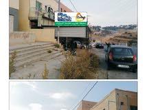 محطة غسيل سيارات للبيع السلط إسكان المغاريب