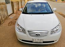 For sale 2010 White Elantra