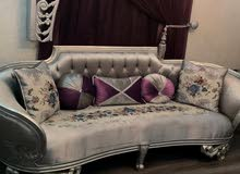 Available for sale in Jeddah - Used Sofas - Sitting Rooms - Entrances