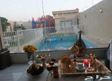 مجمع شاليهات  تنال  الرياض حي الرمال للجار اليومي    مكونات الشاليهات    1--صاله