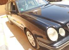 مرسيدس E280 عائليه جمرك استيراد الماني