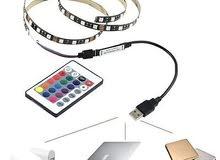 ليد شريط LED متلون ومتعدد الاستخدام
