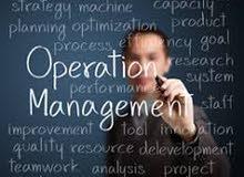 وظيفة مسؤول عمليات ومتابعة