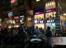 محلات للبيع بأفضل مكان في اكتوبر ميدان الحصري مول زمزم