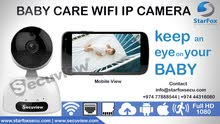 baby care wifi security camera