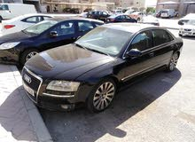 Audi A8 car for sale 2007 in Hawally city