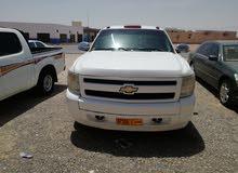 Chevrolet Silverado 2008 For sale - White color