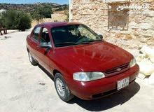 Maroon Kia Avila 1995 for sale